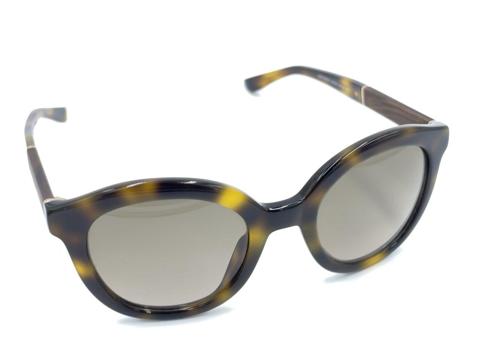 Hugo Boss NEW BOSS 0662/S NOXJ6 Tortoise Round Sunglasses 49-22 140 Italy
