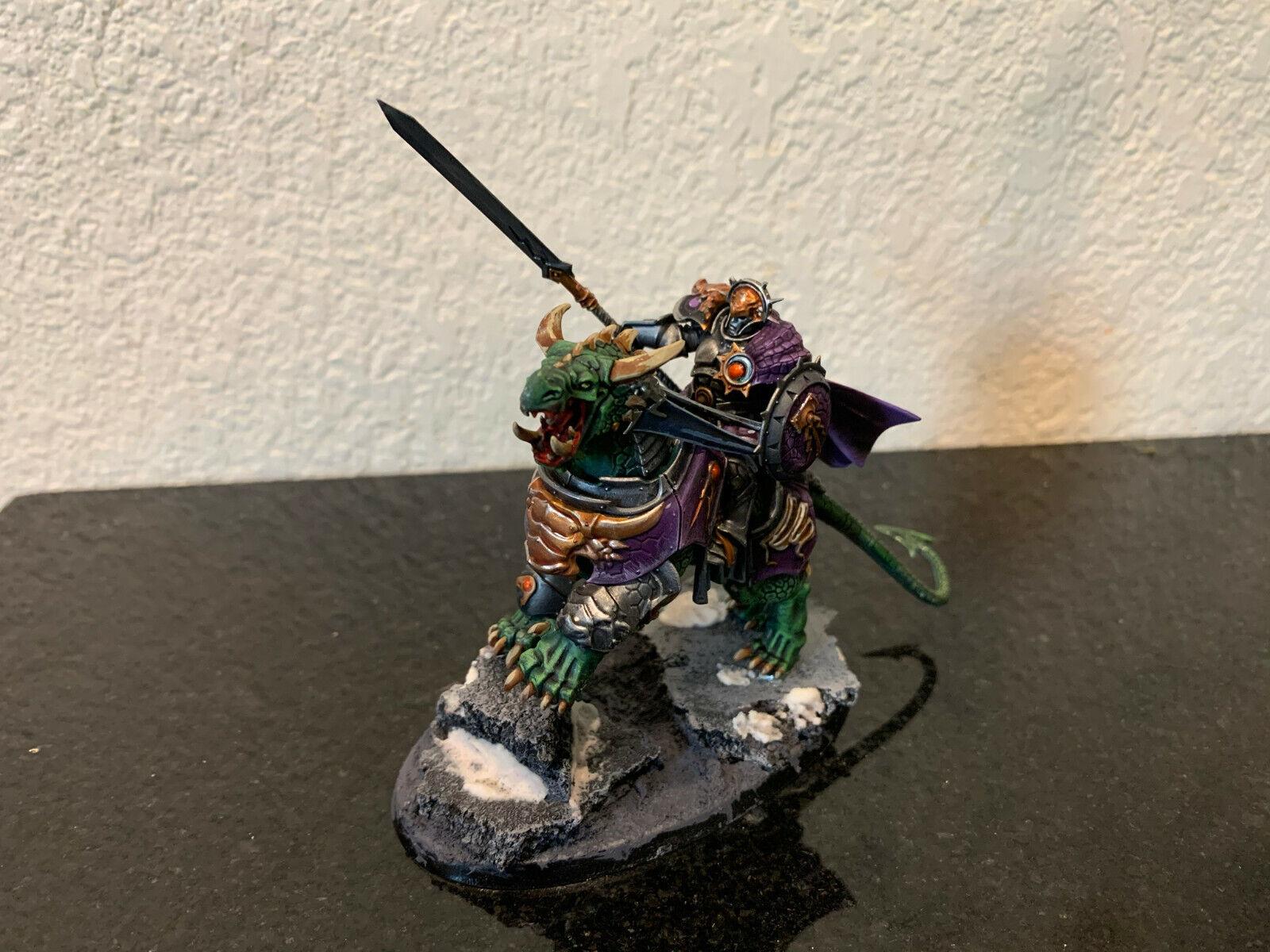 Warhammer Age of Sigmar - SCE - Vandus Hammerhand - Well Painted