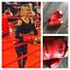 Adults-Men-Women-Leather-Boxing-Gloves-MMA-Muay-Thai-Training-Punching-Gloves thumbnail 10