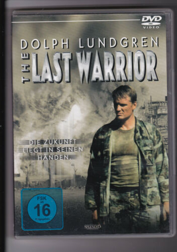1 von 1 - The Last Warrior - Dolph Lundgren  DVD