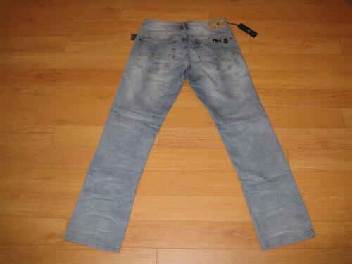 Retail $109.00 NWT Men/'s Buffalo Six-X Slim Straight Stretch Jeans