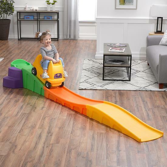 Step2 Up Down Roller Coaster Ride On, ungar Toddler Outdoor Inomhus leksak