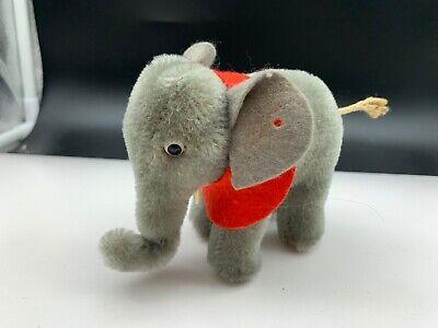 Steiff Tier Elefant 10,5 Cm. Top Zustand Perfekte Verarbeitung