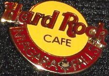 Hard Rock Cafe NIAGARA FALLS CANADA 1990s Small Classic HRC Logo PIN 3LC #6670