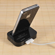 Charger Dock  for Apple iPhone 4 4S 4G Cradle Charging Sync Stand Holder
