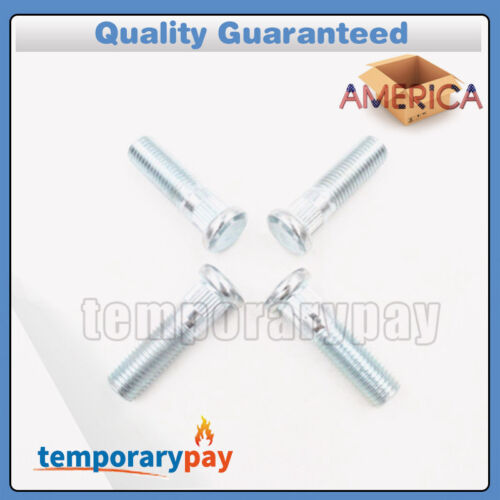 4PCS Replacement Wheel Studs For Honda Accord Acura Tlx 90113-S5H-005