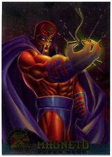 Magneto #55 Fleer Ultra X-Men Chrome Trade Card (C291)