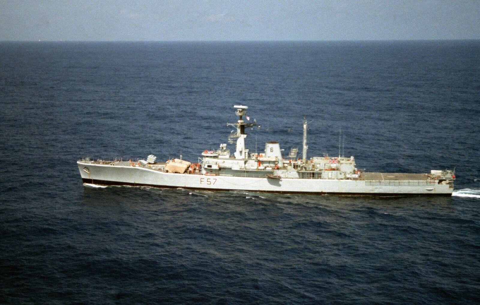 HMS ANDROMEDA F-57     Photo Print