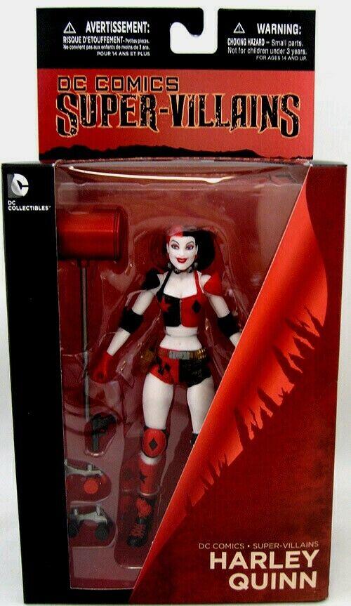 The New 52 Super Villains Harley Quinn DC Collectibles
