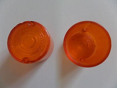 KR  Blinker Glas Gläser Indicator lens HONDA XL 250 K 73-74