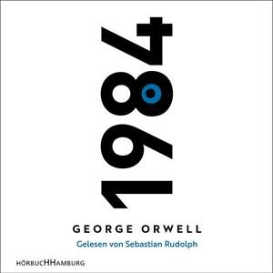 SEBASTIAN-RUDOLPH-GEORGE-ORWELL-1984-NEWAUSGABE-HORBUCH-2-MP3-CD-NEW