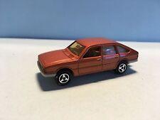 Diecast Majorette Simca 1308 No. 240 1/60 Brown Good Condition