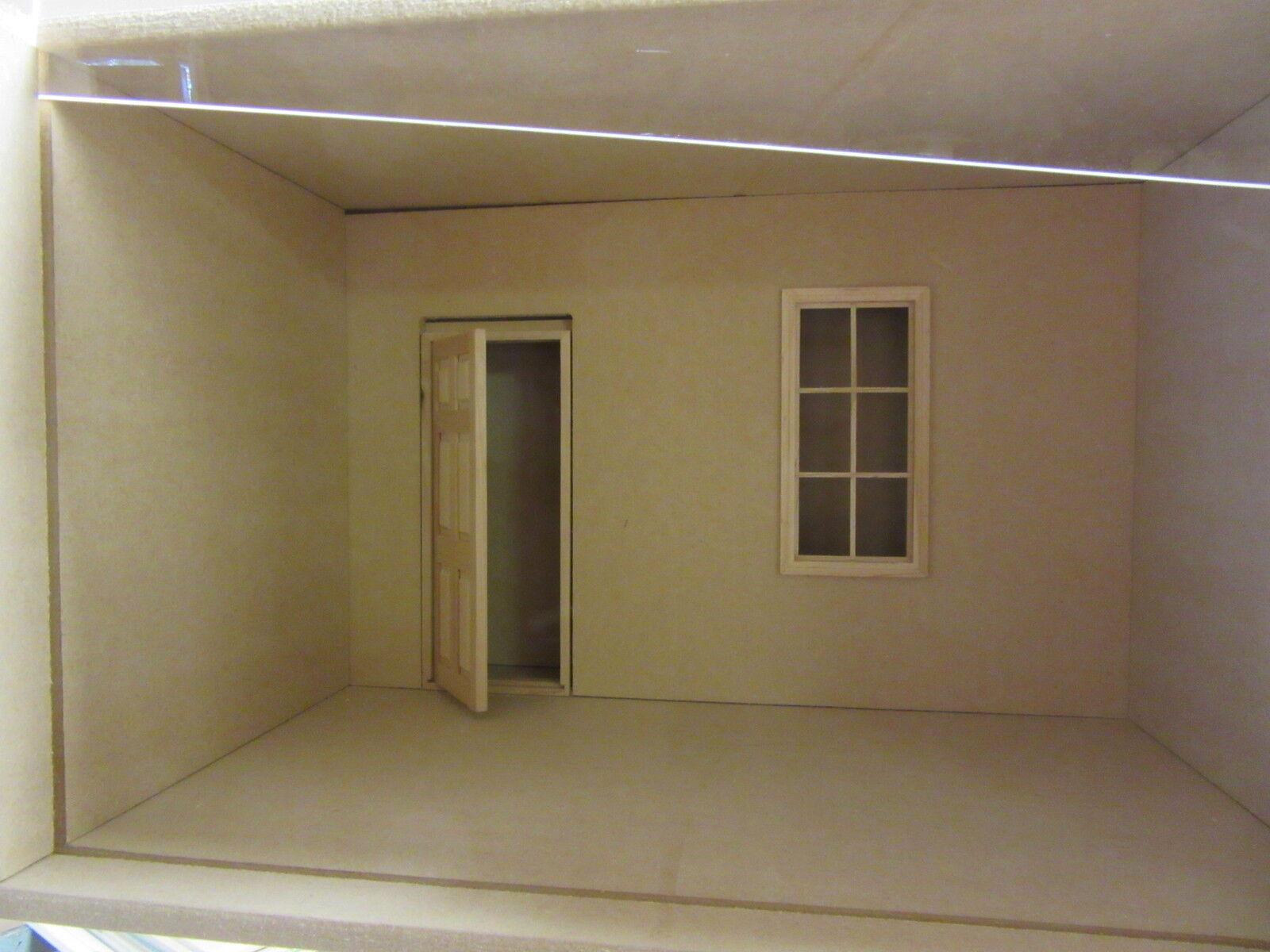 CASA delle Bambole Scala 1/12 stanza di 15  ampi KIT DHD01
