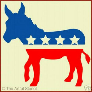 Donkey 100 Stencil