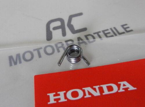 Honda CB 400 Four Feder Tankdeckel Verschluß Wippe Spring Fuel Tank Cap Filler