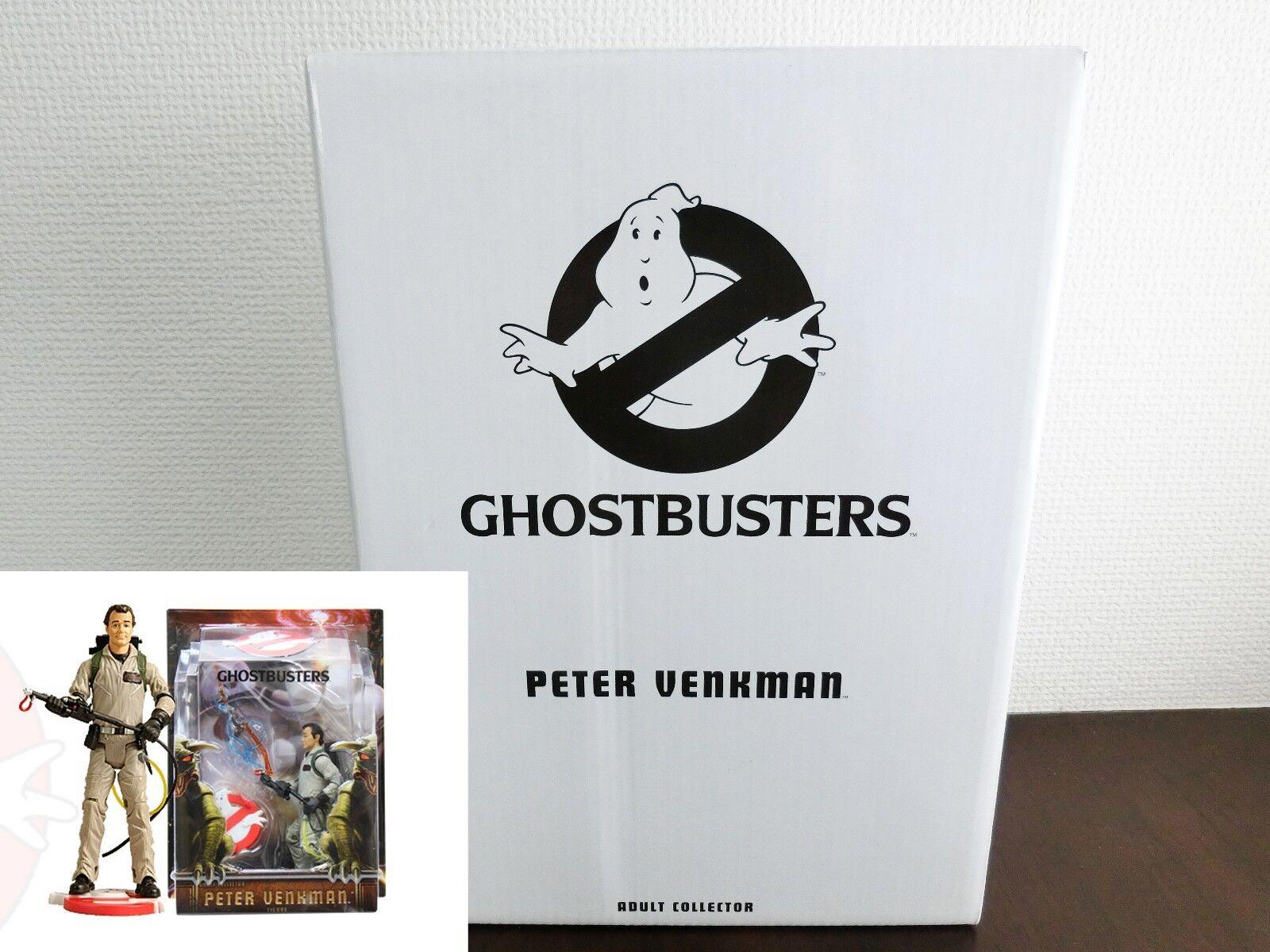 Ghostbusters Action Figure Mattel Series  6 Inch  Peter Venkman New F/S Japan