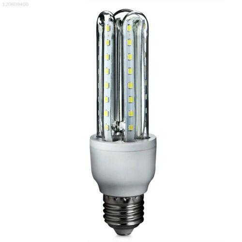 E27  Beleuchtung  Maislicht  LED Birne  U-Form  SMD2835  9W Weiß 85-265V Raum