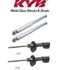 KYB 4 Struts Shocks Saturn Vue 2002 to 2007 339053 339054 343433