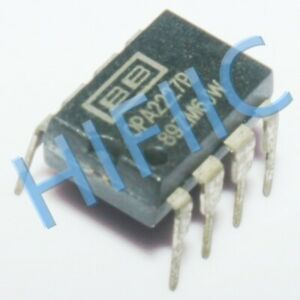 1 piece X OPA2227P TI IC OPAMP GP 8MHZ 8DIP