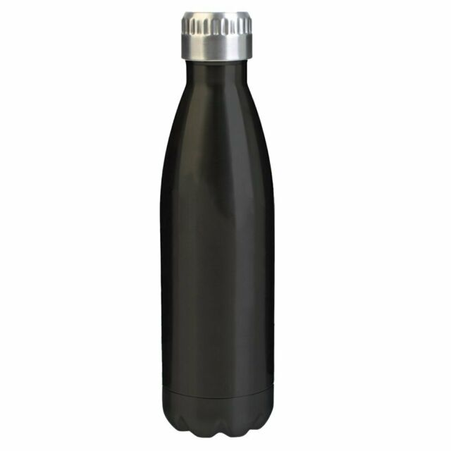 Slant Collection 17oz Stainless Steel Water Bottle Pink