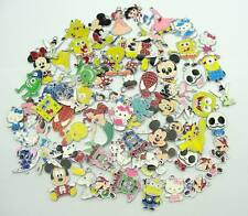 Lot 50Pcs Mixed Cartoon Disney DIY Metal Charms Jewelry Making pendant Xmas Gift