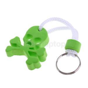 2Pcs Schwimmende Schlüsselanhänger