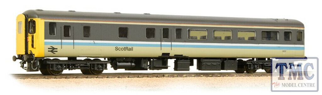 39-726DC Bachmann OO Gauge BR MK2F DBSO Driving Brake Second Open ScotRail DCC