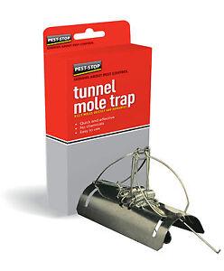 1 to 50 Scissor Mole Traps Claw Tunnel Excellent Professional Mole Control Trap