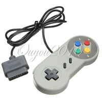 Replacement Controller Game Pad For Super Nintendo SNES NES System New