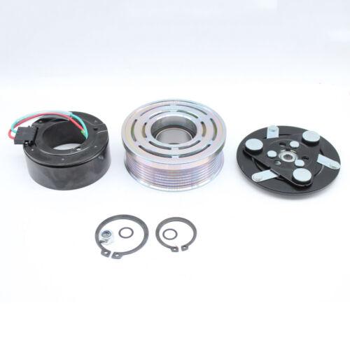 A//C Compressor Clutch Kit For Honda CR-V CRV 07-14 Bearing Coil+Front Plate UPS