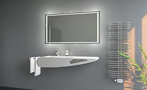 Led bagno specchio per il con illuminazione muro stella ebay