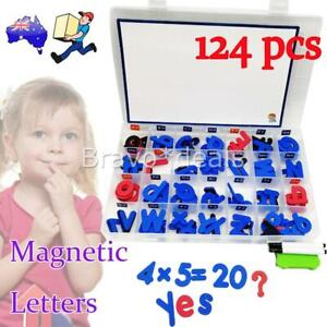 124X-Magnetic-Numbers-Letters-Alphabet-Learning-Toy-Fridge-Magnets-Kids-Gift