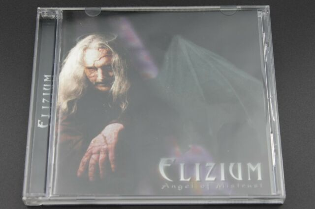 Elizium – Angel Of Mistrust (2006) (CD) (STF Records – STF036CD)