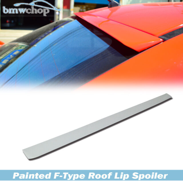 PAINTED For Acura TSX CU2 Window Rear Roof Lip Spoiler