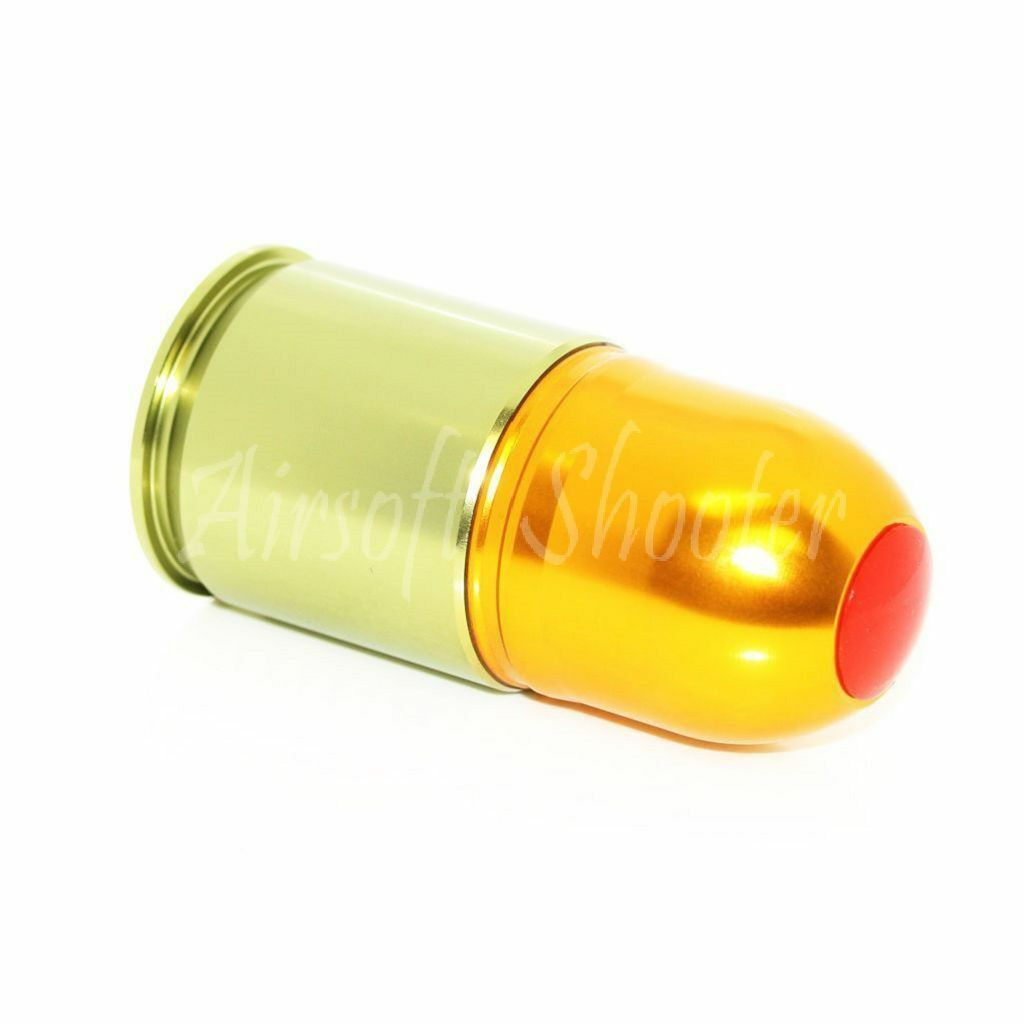 Airsoft Shooting Gear Army Force Short PB BB 40mm CO2 CO2 CO2 Grenade Cartridge Shell 57159a