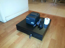 Square Stand Point of Sale: Star TSP143U USB Receipt Printer & Cash Drawer Combo