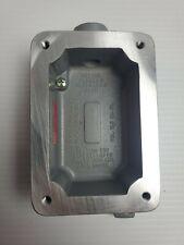 Hubbell Killark Fxb 4 Device Box12in Hub155cu In2 Hubs New