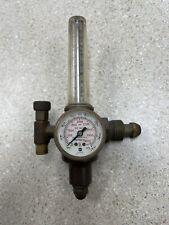 Victor Model Hrf2480 320 Medium Duty Co2 Mix Flowmeter Regulator Cga 320