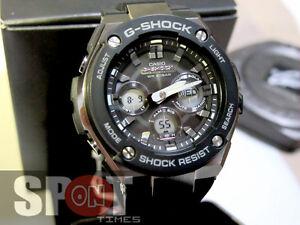 bc2de263e0a Casio G-Shock G-Steel Super Illuminator Tough Solar Men s Watch GST ...