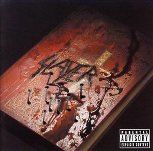 God Hates Us All [PA] by Slayer (CD, Jul-2007, Legacy) New Sealed Unopen