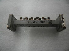 Ghz Microwave Rf Waveguide Filter Adapter Wr42 Wr42 21525 Ghz 2910003 Xx 76cm