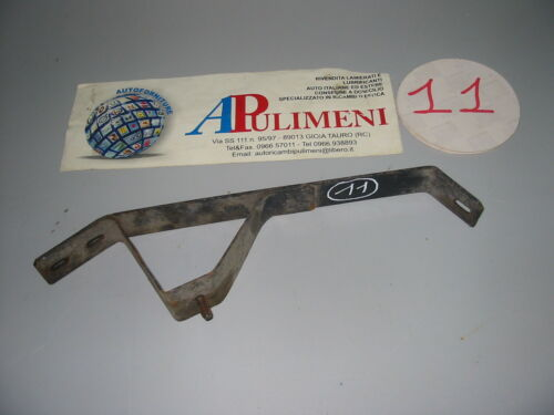 DX FIAT 126 PERSONAL 3992 STAFFA PARAURTI ANTERIORE FRONT BUMPER BRACKET