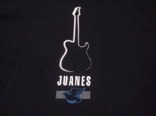 Juanes Tour T Shirt La Vida Es Un Ratico 2008 FREE U.S. SHIPPING
