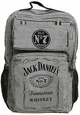 Jack Daniels Umhängetasche Classic Old No 7 Bottle Logo Nue offiziell One Size