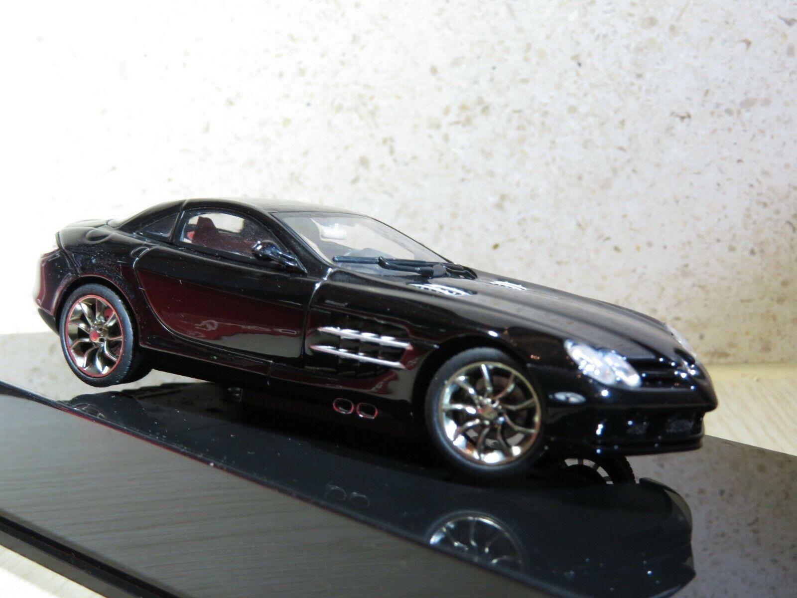 Garantía 100% de ajuste 1 43 Autoart Mercedes Benz sola Lente Lente Lente Reflex McLaren (girando la rueda) Diecast LS  precios bajos todos los dias