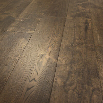 Wide Plank French Oak Wood Flooring Old Mexico Prefinished