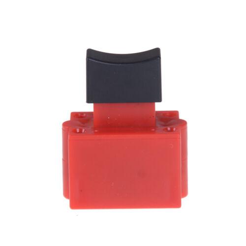 10A FA2-10//2B DPST Self-locking Electric Drill Tool Trigger Switch 125V//250SN