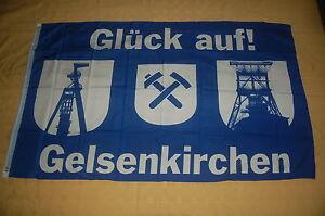 Glueck-auf-Gelsenkirchen-Foerdertuerme-Flagge-Fahne-Hissfahne-150-x-90-cm