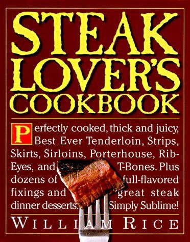 steak recipes cookbooks                                     click here if the image is blank