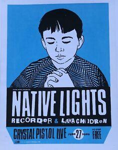 Native-Lights-Show-Poster-Denny-Schmickle-18x24-TULSA